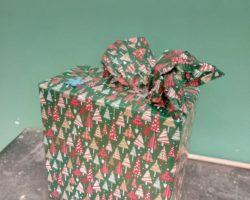 Świąteczny prezent pod choinkę