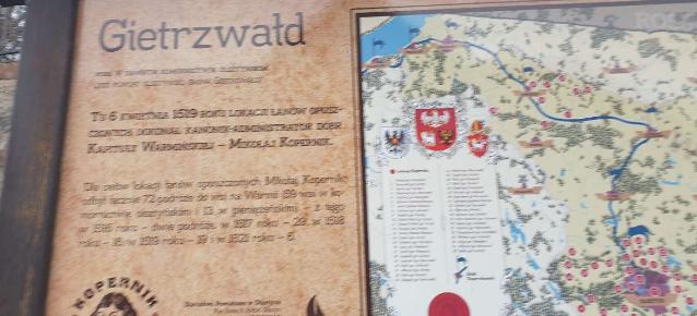Ilustracja do aktualności Piesza, leśna pielgrzymka do miejsca kultu religijnego na nogach do Gietrzwałdu