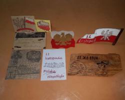 Święto Niepodległości-konkurs plastyczny