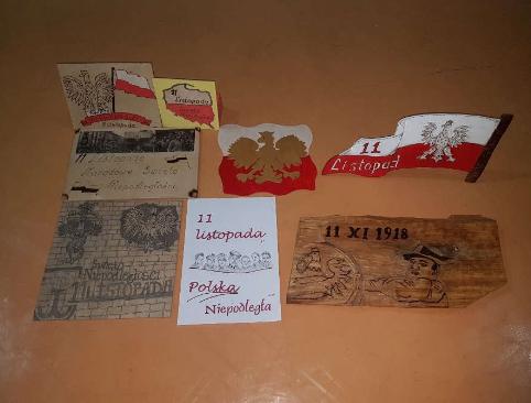 Ilustracja do aktualności Święto Niepodległości-konkurs plastyczny