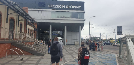 Ilustracja do aktualności Pięciodniowy pobyt poza zakładem – byliśmy w Szczecinie i Świnoujściu